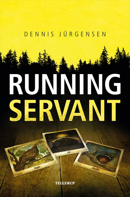 Roland Triel Crime Story #1: Running Servant af Dennis Jürgensen
