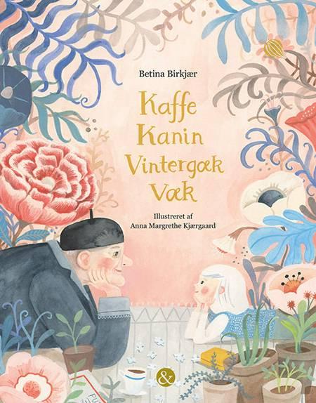 Kaffe kanin vintergæk væk af Betina Birkjær