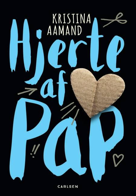 Hjerte af pap (1) - Hjerte af pap af Kristina Aamand