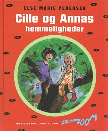 Cille og Annas hemmeligheder af Else Marie Pedersen