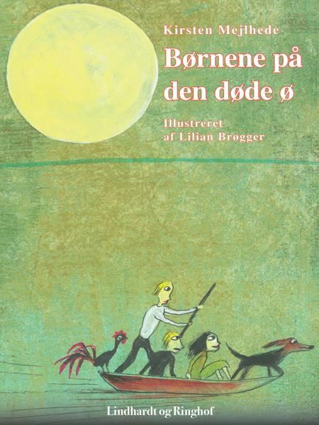 Børnene på den døde ø af Kirsten Mejlhede