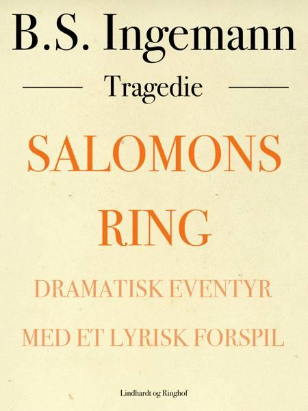 Salomons ring af B. S. Ingemann