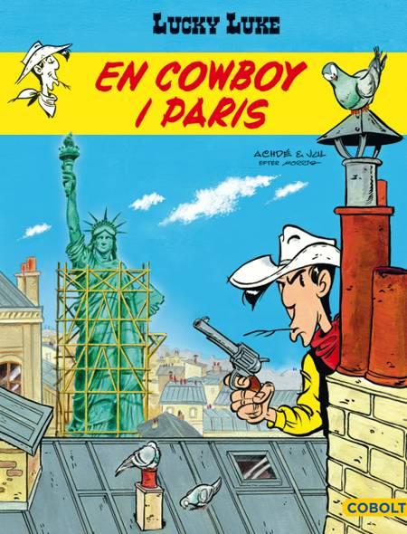 Lucky Luke: En cowboy i Paris af Jul