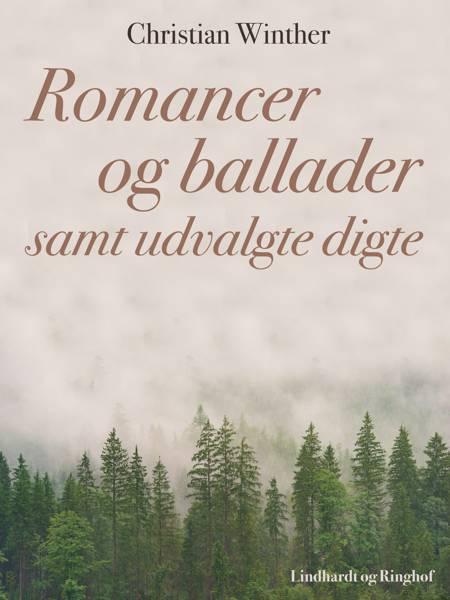 Romancer og ballader samt udvalgte digte af Christian Winther