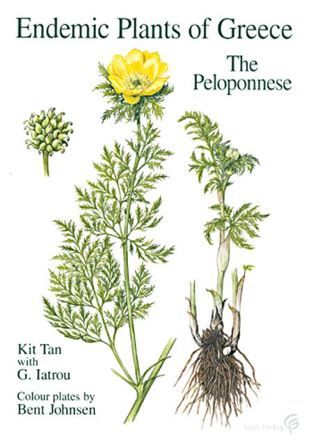 Endemic plants of Greece