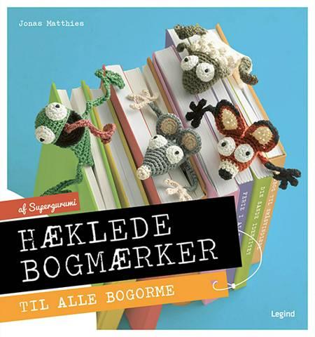 Hæklede bogmærker af Jonas Matthies