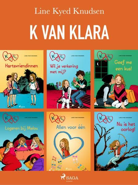 K van Klara 1-6 af Line Kyed Knudsen
