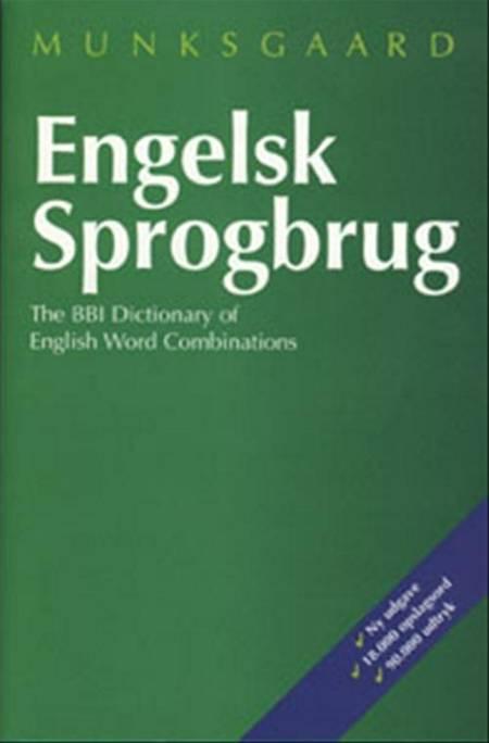 Engelsk sprogbrug. bbi combinat gb af Morton Benson, Evelyn Benson og Robert Ilson