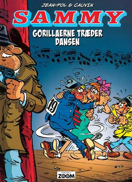 Sammy: Gorillaerne træder dansen af Raoul Cauvin og Berck