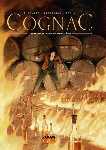 Cognac 3: Høstmaskinernes kirkegård af Corbeyran, Chapuzet og Brahy