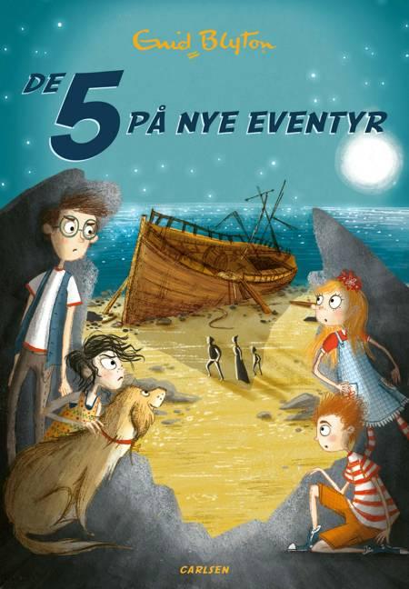 De 5 på nye eventyr af Enid Blyton
