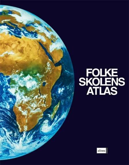 Folkeskolens atlas af Bjarne Furhauge, Karl Erik Balsvig, Svend Ove Rasmussen og Bjarne Furhauge Henning Lehmann