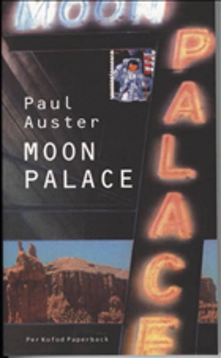 Moon Palace af Paul Auster