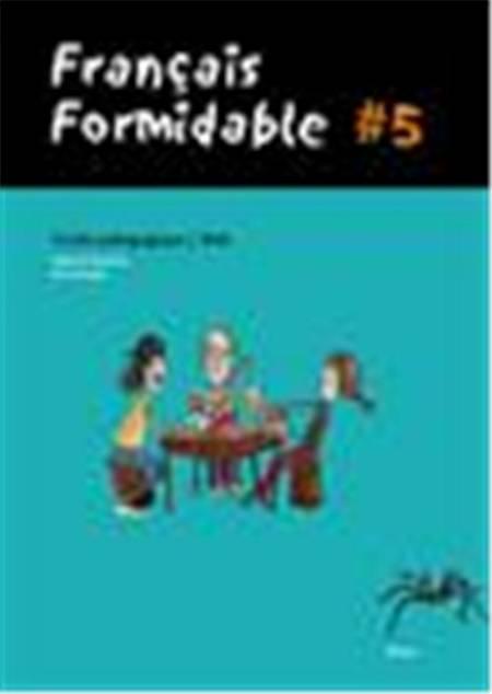 Français Formidable, #5, Guide pédagogique/Web af Fabienne Baujault Borresen, Mie Schrøder og Fabienne Borresen