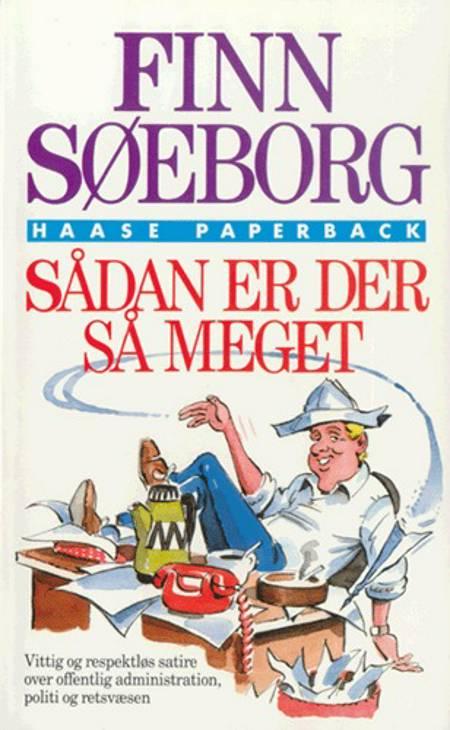 Sådan er der så meget af Finn Søeborg