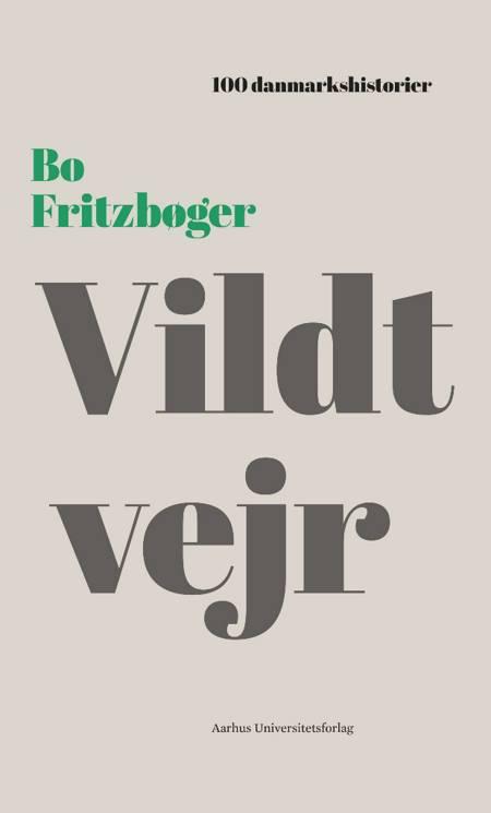 Vildt vejr af Bo Fritzbøger