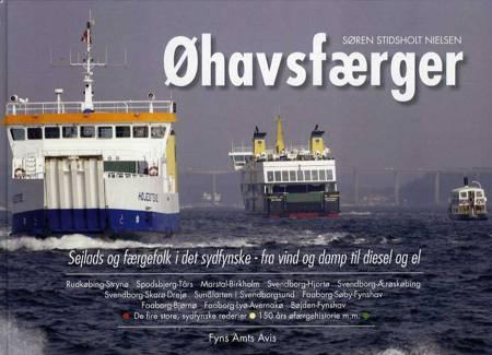 Øhavsfærger af Søren Stidsholt Nielsen
