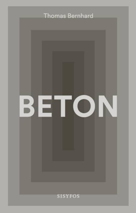 Beton af Thomas Bernhard