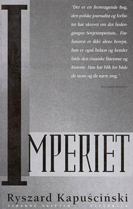 Imperiet af Ryszard Kapuscinski
