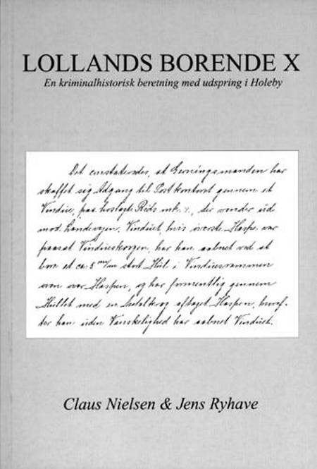 Lollands Borende X af Claus Nielsen og Jens Ryhave