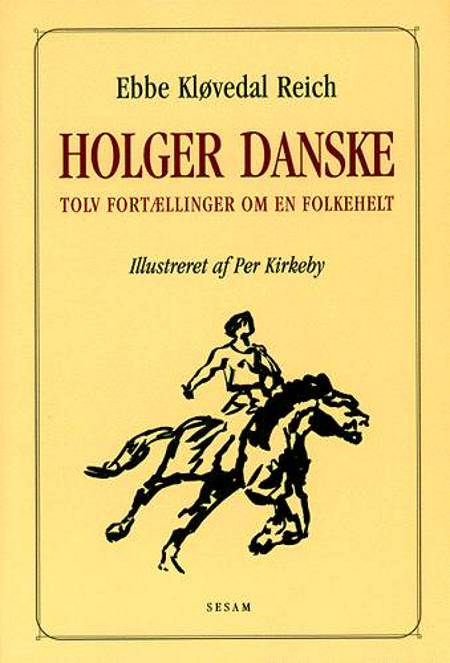 Holger Danske af Ebbe Kløvedal Reich