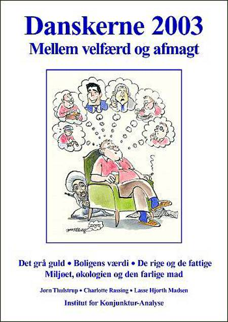 Danskerne 2003 af Jørn Thulstrup, Charlotte Rassing og Lasse Hjorth Madsen