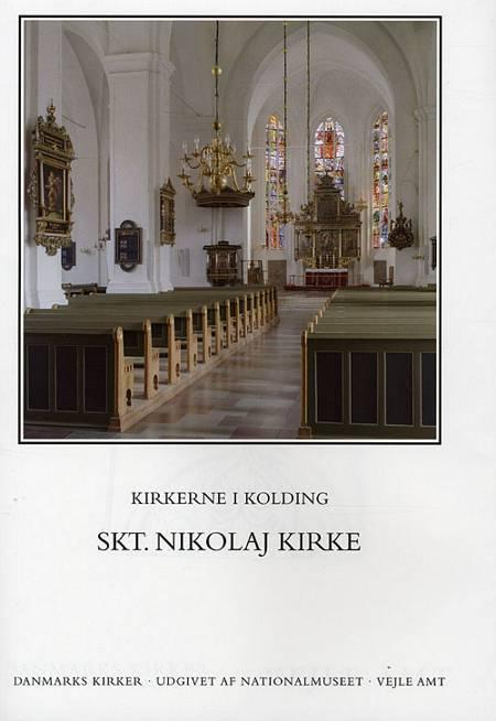 Danmarks kirker Vejle Amt af Niels Jørgen Poulsen, Ebbe Nyborg, Jakob Kieffer-Olsen og Lasse Bendtsen