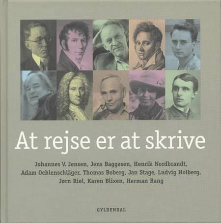 At rejse er at skrive af Knud Michelsen og Poul O. Andersen