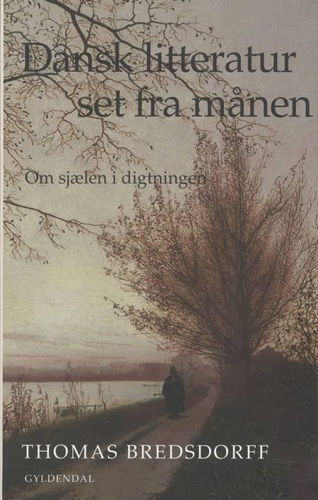 Dansk litteratur set fra månen af Thomas Bredsdorff