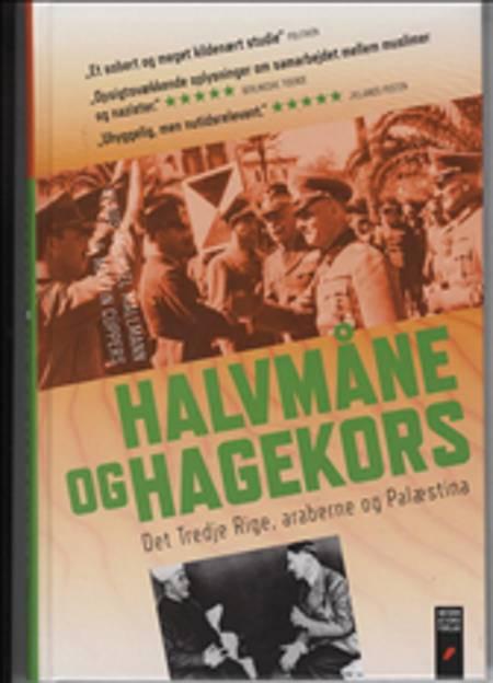 Halvmåne og hagekors af Klaus-Michael Mallmann og Martin Cüppers