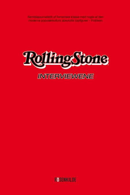 Rolling Stone interviewene