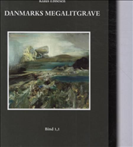 Danmarks megalitgrave af Klaus Ebbesen