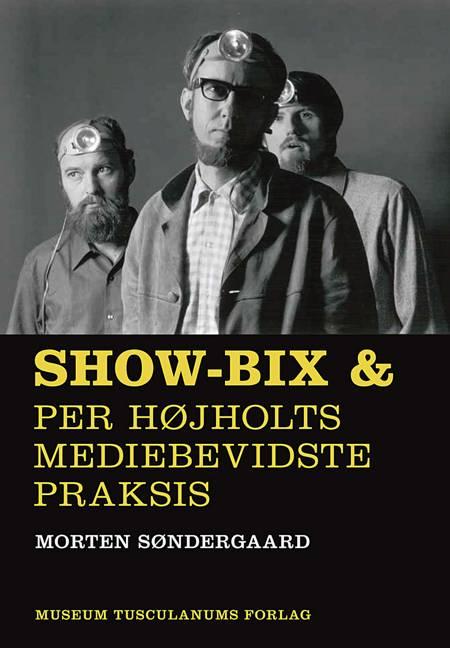 Show-bix & Per Højholts mediebevidste praksis af Morten Søndergaard