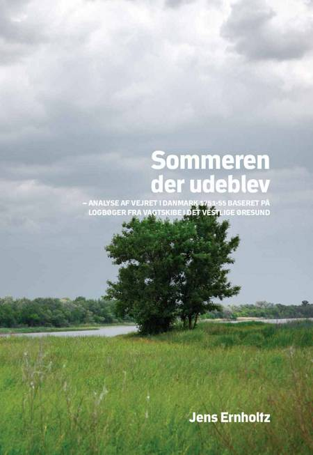 Sommeren der udeblev af Jens Ernholtz