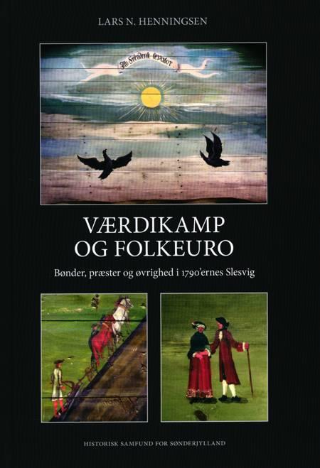 Værdikamp og folkeuro af Lars N. Henningsen
