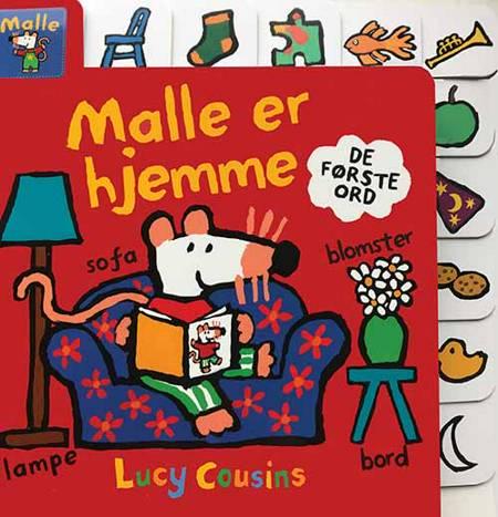 Malle er hjemme af Lucy Cousins