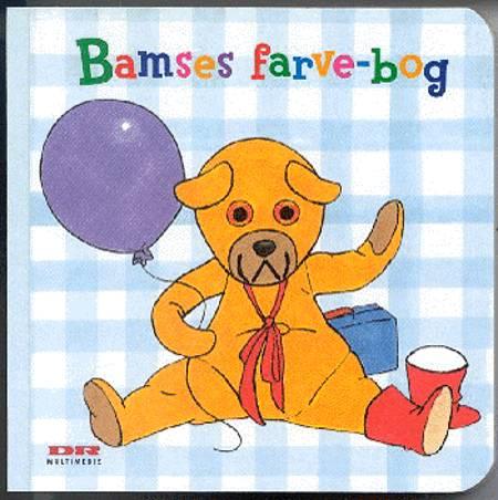Bamses farvebog af Katrine Hauch-Fausbøll