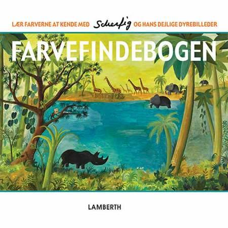 Farvefindebogen af Lena Lamberth