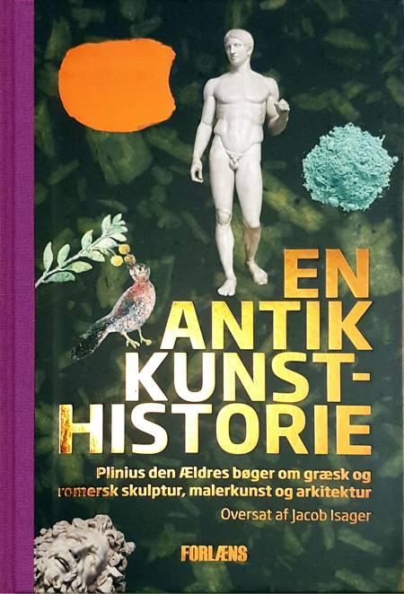 En antik kunsthistorie af Plinius den Ældre