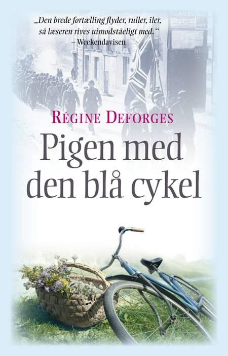 Pigen med den blå cykel af Régine Deforges