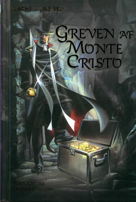 Greven af Monte Christo (forkortet) af Alexandre Dumas