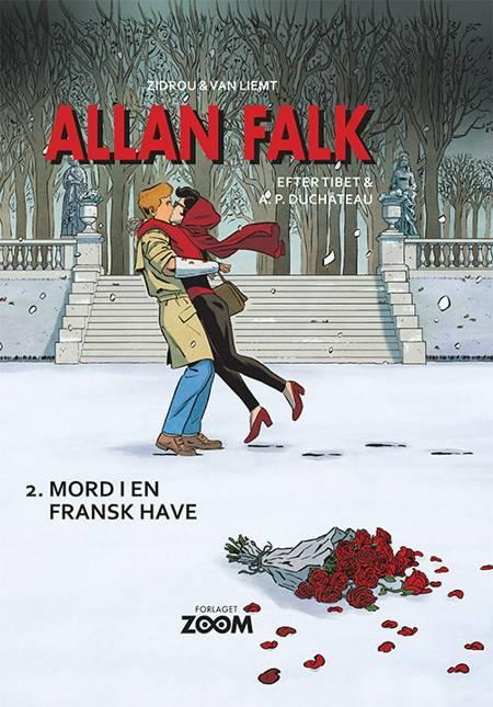 Allan Falk 2: Mord i en fransk have af Van Liemt og Zidrou