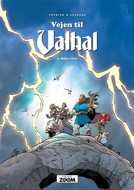 Vejen til Valhal 3: Sejre i Eire af Lechuga og Pothier