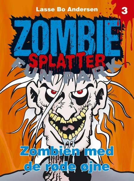 Zombien med de røde øjne af Lasse Bo Andersen