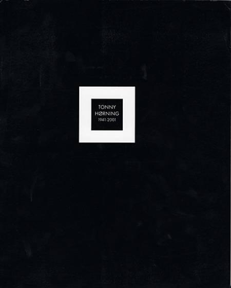 Tonny Hørning 1941-2001 af Steffen Lange