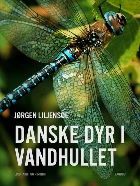 Danske dyr i vandhullet af Jørgen Liljensøe