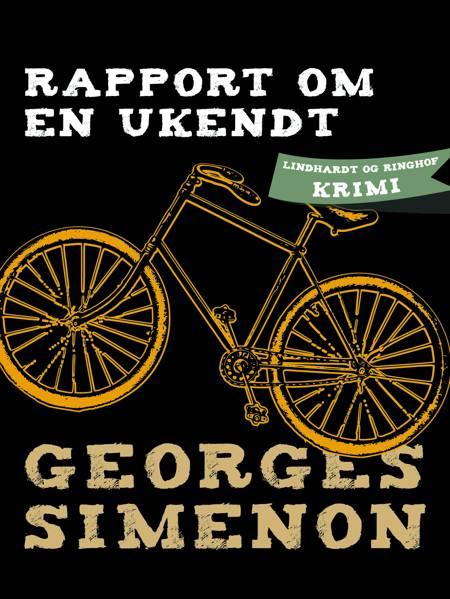 Rapport om en ukendt af Georges Simenon