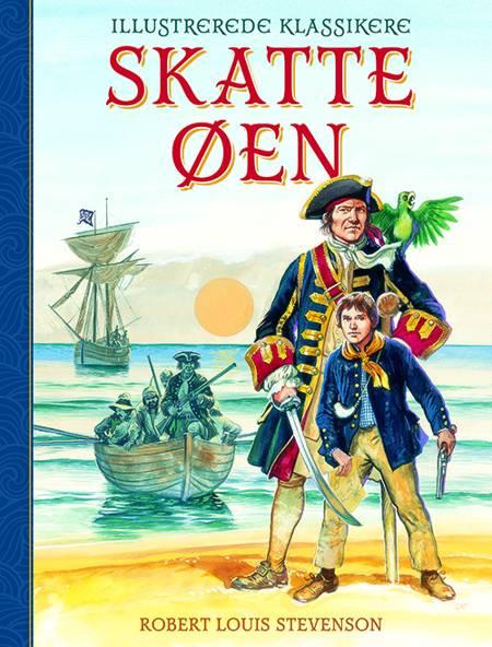 Skatteøen (forkortet) af Robert Louis Stevenson og Kirsten Andersen