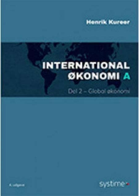 International økonomi A af Henrik Kureer