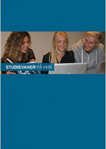 Studievaner på hhx af Merete Nødgaard og Lene N. Bak